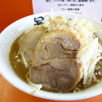 暴豚製麺所 - ラーメン680円