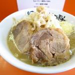 暴豚製麺所 - 塩ラーメン
