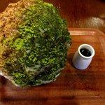 赤七屋 - 黒蜜焦がしきなこと抹茶!(2016,08/27)