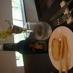 5577417 - イタリアのレモネードジュース☆自家製パン