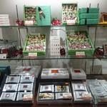 Monrowaru - 店内