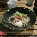 恵比寿 箸庵 - さらり