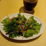 トラットリア パパミラノ - サラダ