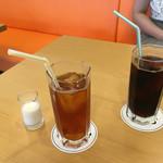 カフェミルキー - アイスティー&アイスコーヒー