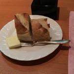 55772160 - サービスランチのパン