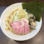 麺屋りゅう - 冷やしラーメン(塩)