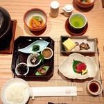 箱根強羅 白檀 - 朝食