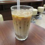 ドトールコーヒーショップ - ゼリーinアイスカフェ・ラテ 300円