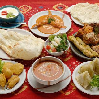 インド料理で宴会・パーティーを‼
