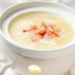 ふかひれと蟹肉のとろみスープ(一人前)