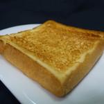 高級「生」食パン 乃が美 - ☆こんがり焼き上がりました(#^.^#)☆