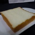 高級「生」食パン 乃が美 - ☆生でも頂ける印象です(*^。^*)☆