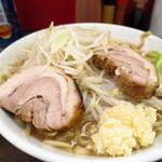 龍麺 ふえ郎 - ラーメン(300g)690円
