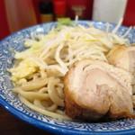 龍麺 ふえ郎 - つけ麺790円