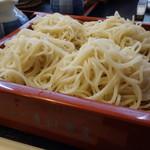 芝大門 更科布屋 - 【9月の変わりそば】生姜蕎麦