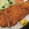 とん喜亭 - 料理写真:特選ロースかつ定食