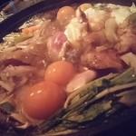 55780745 - 天草大王の鶏すき
