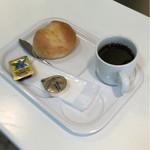 静岡タウンホテル - 料理写真:無料朝食