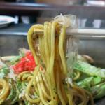あじくらや - 湯がきたての生麺が美味い!