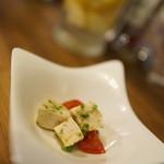 piccolo MODENA - クリームチーズ醤油漬け