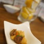 piccolo MODENA - 鶏ハムトマトサラダ