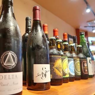 世界のワインと出会えます!!