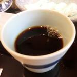 蕎麦 ひびき庵 - つけ汁(冷)