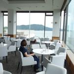 鳥羽国際ホテル カフェ&ラウンジ - 店内の様子