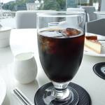 鳥羽国際ホテル カフェ&ラウンジ - アイスコーヒー