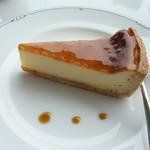 鳥羽国際ホテル カフェ&ラウンジ - チーズケーキ