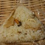 京都 錦 中央米穀 - 五目御飯