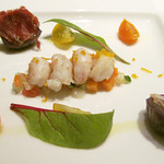 レストラン シャンボール - 温かい前菜