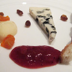 レストラン シャンボール - チーズ