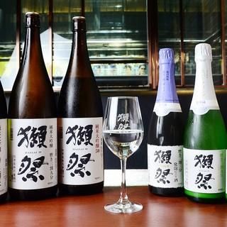 こだわりの日本酒♪