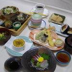 一福寿司 - お昼のおすすめ膳