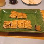 小満津 - 天然鰻の白焼き 地焼き