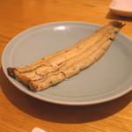 小満津 - 天然鰻の白焼き 蒸し焼き