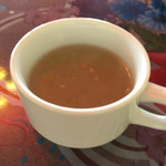 55794625 - ピリ辛でとろみのあるスープ