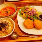 3552食堂 - 2016.9.3  みよしまつり