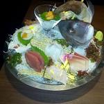 shunnokaisenshi-ma-kettosapporo - 「本日の刺身10点豪快盛り」二人分             980円×2