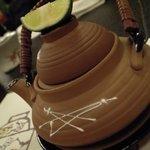 鶯啼庵 - 土瓶蒸し