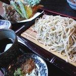 和味 - 天ぷらそば