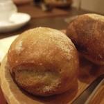 ル・ゴロワ - そば粉のパン