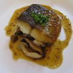 Chezやまのべ - 魚料理アップ