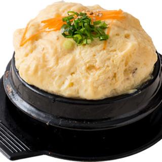 韓国の茶碗蒸し「ケランチム」