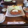 かつ喜 - 料理写真:金華豚ロースカツ定食