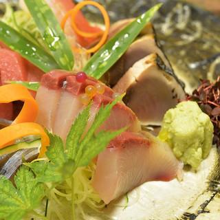 新鮮な海鮮料理をご堪能ください!