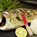 和心 かみや - 本日の焼き魚