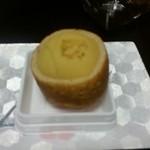 吉はし菓子店 - 皮付き上生菓子