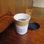 コーヒー&バナナ - エアロプレス コーヒー(デイリーブレンド)